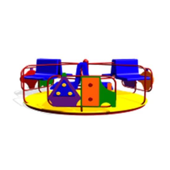 Карусель для детей Транспорт СКИ 014