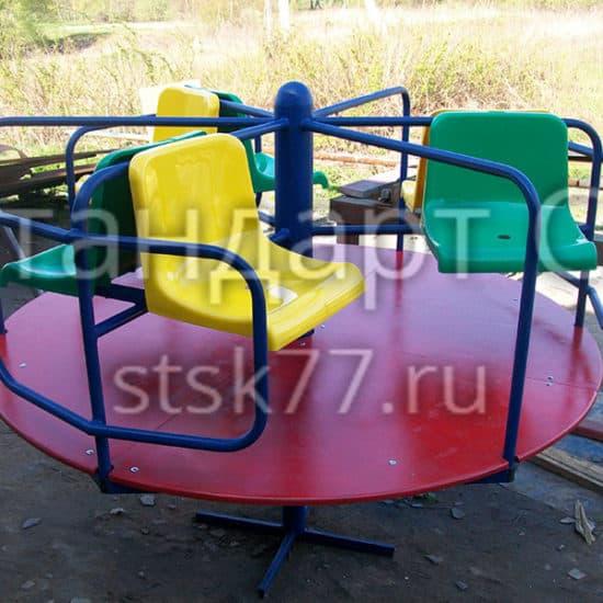 Карусель детская Азарт СКИ 019