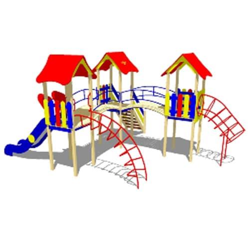 Детский Игровой комплекс ДК-13 СКИ 095