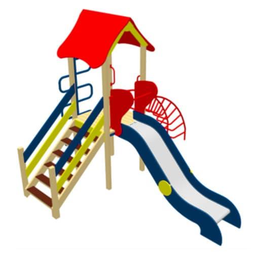 Детский Игровой комплекс ДК-14 СКИ 096