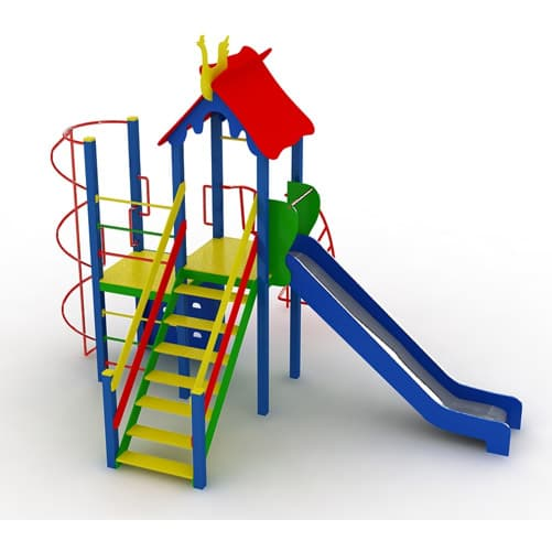 Детский Игровой комплекс ДК-19 СКИ 101 от Стандарт-СК