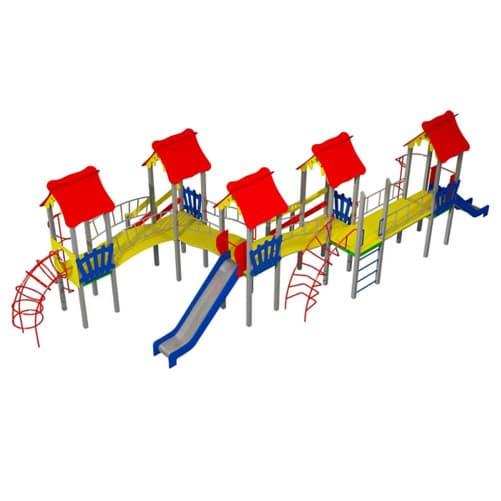 Детский Игровой комплекс ДК-23 СКИ 105