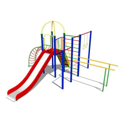 Детский Игровой комплекс Ирбис СКИ 107 для площадки