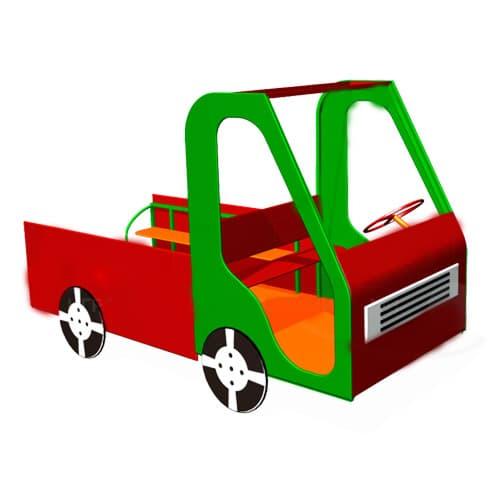 Игровой макет Грузовичок СКИ 067 для детской площадки