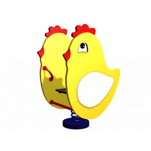 Качалка на пружине Цыпленок СКИ 029 от Стандарт-СК