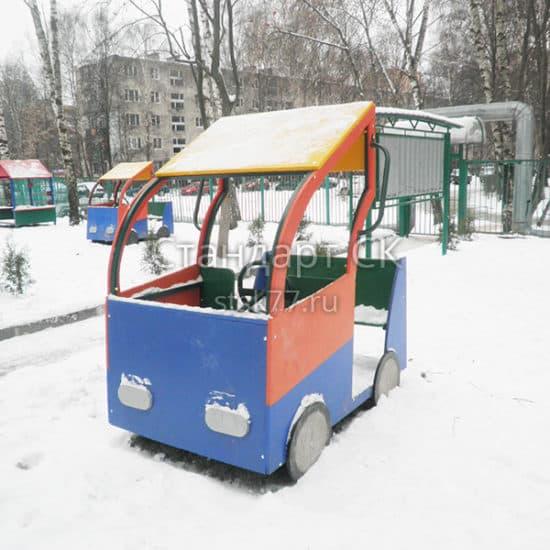 Игровой макет Турбо СКИ 054