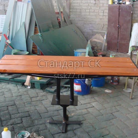 Скамейка уличная СМ-7 СКП 104