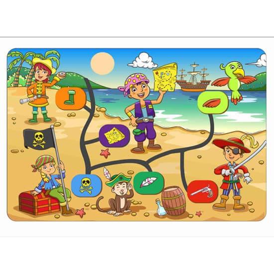 Лабиринт Дети-пираты ИГ0186