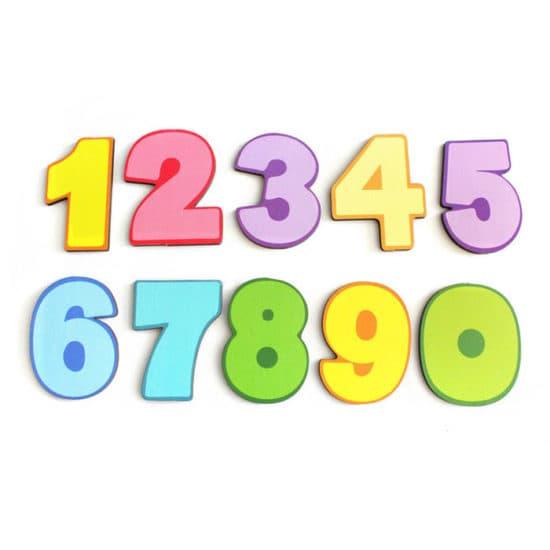 Магнитные Цифры ИГ0080