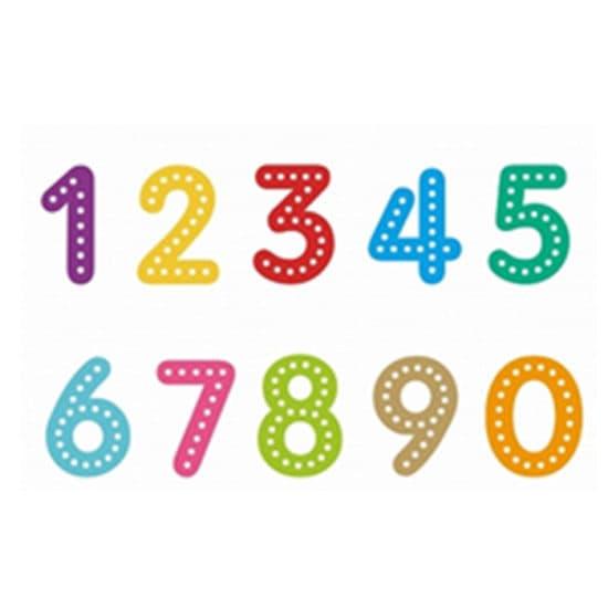 Магниты Цифры в точку ИГ0174