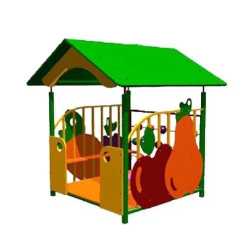 Домик детский Магазин СКИ 066