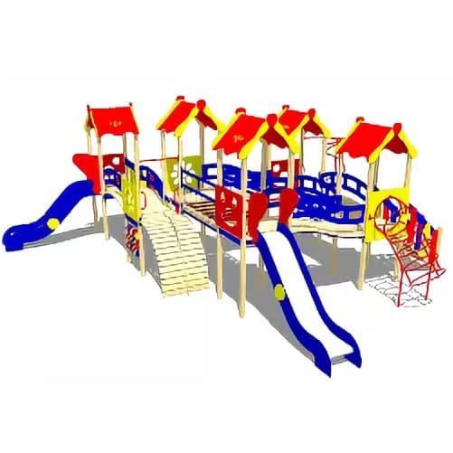 Детский Игровой комплекс ДК-15 СКИ 097