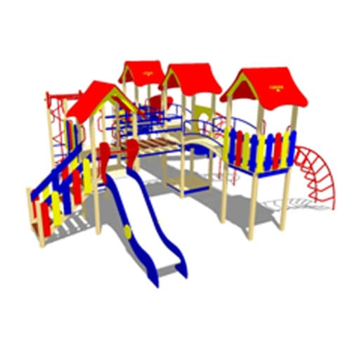 Детский Игровой комплекс ДК-16 СКИ 098 от Стандарт-СК