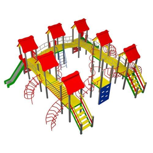 Детский Игровой комплекс ДК-24 СКИ 106 от Стандарт-СК