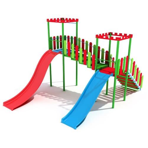 Игровой комплекс ДК-9 СКИ 091 для детей