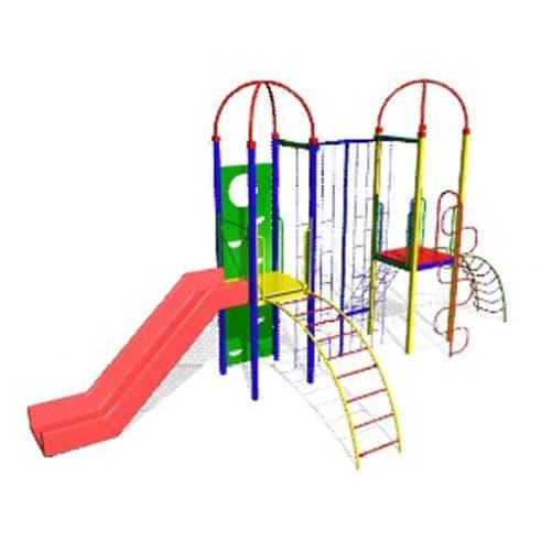 Детский уличный Игровой комплекс Жираф СКИ 108