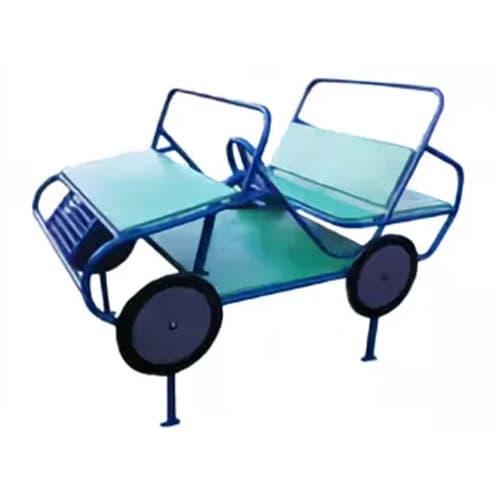 Детский Игровой макет Джип СКИ 068