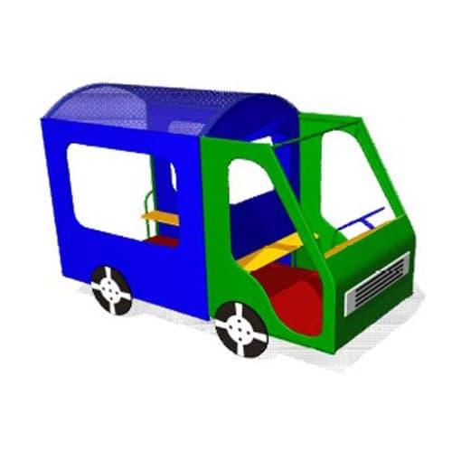 Игровой макет Фургон СКИ 073 для детей