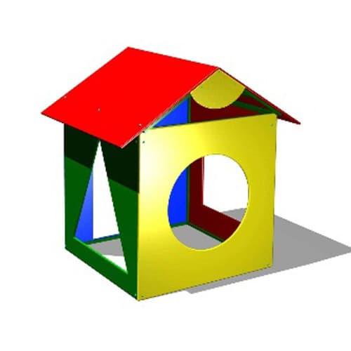 Игровой макет Геометрия СКИ 059