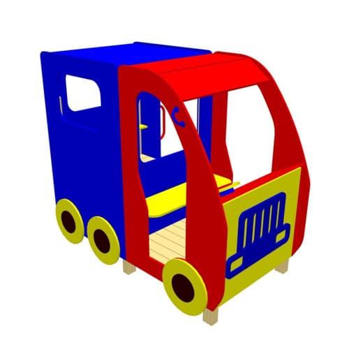 Детский Игровой макет Грузовоз СКИ 053