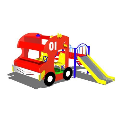 Детский Игровой макет Пожарный СКИ 069