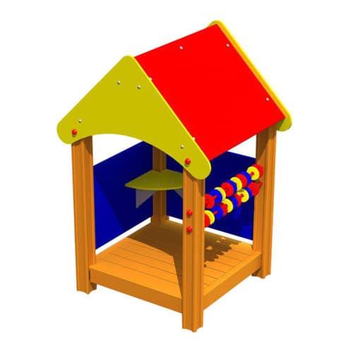 Детский Игровой макет Счеты-2 СКИ 126