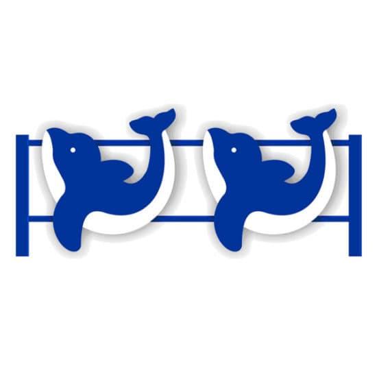 Ограждение Дельфины СКДО 2