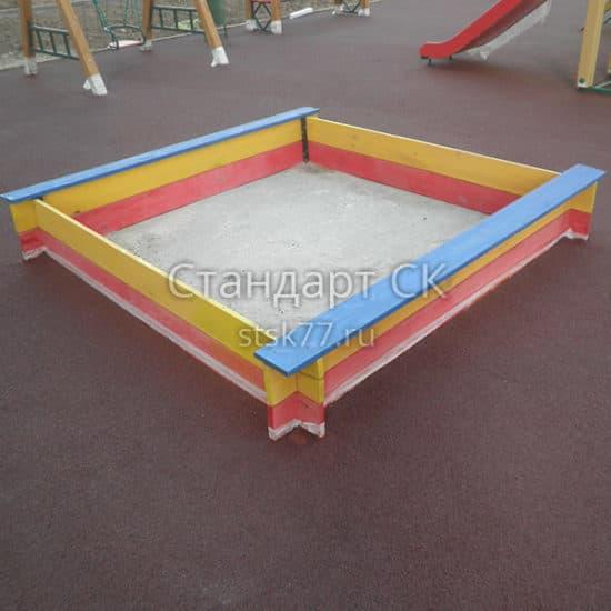 Детская песочница Опушка СКИ 046