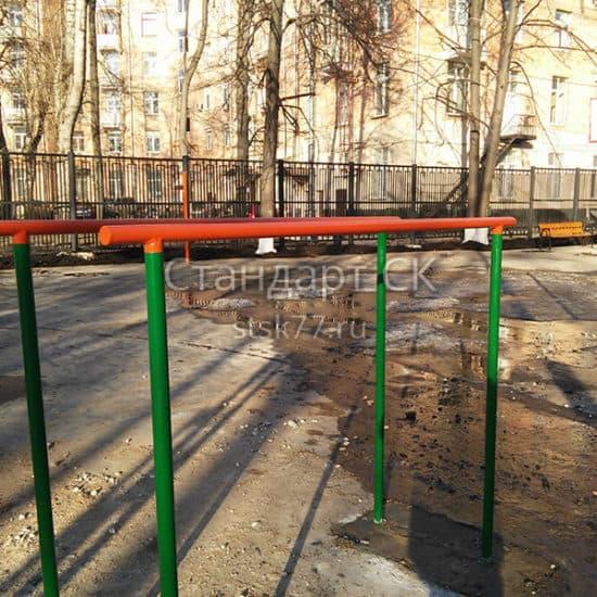 Брусья Параллельные СКС 046