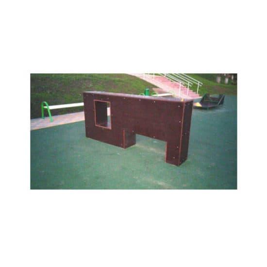 Стенка с двумя проломами СКП 099