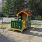 Игровой макет площадки для детей