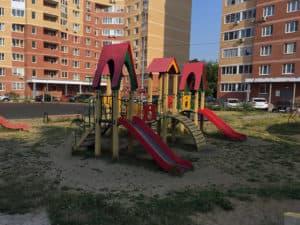 Игровой комплекс для площадки