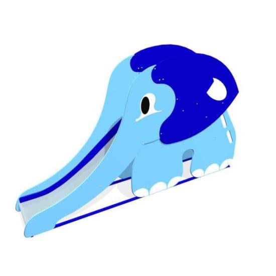 Детская горка Слоненок ЗНГ016