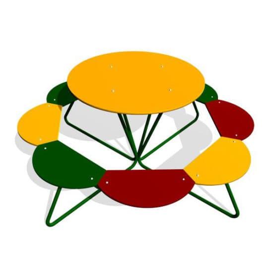 Детский столик Солнышко ЗНСП015