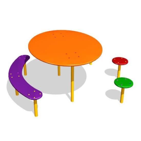 Детский столик Радость ЗНСП056