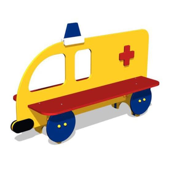 Скамейка детская Скорая помощь ЗНСП208