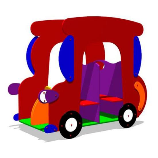 Игровой макет Машинка-Жук ЗНИМ050