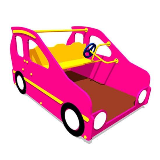 Игровой макет Машинка Мини ЗНИМ108