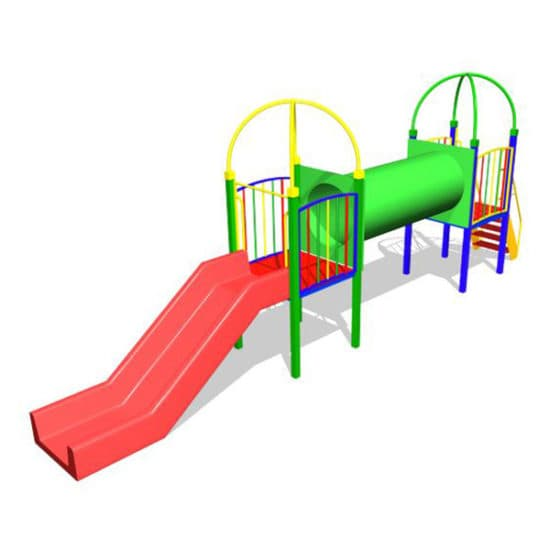 Детский игровой комплекс Бурундук ЗНКД003